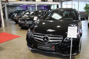Global Cars Innen